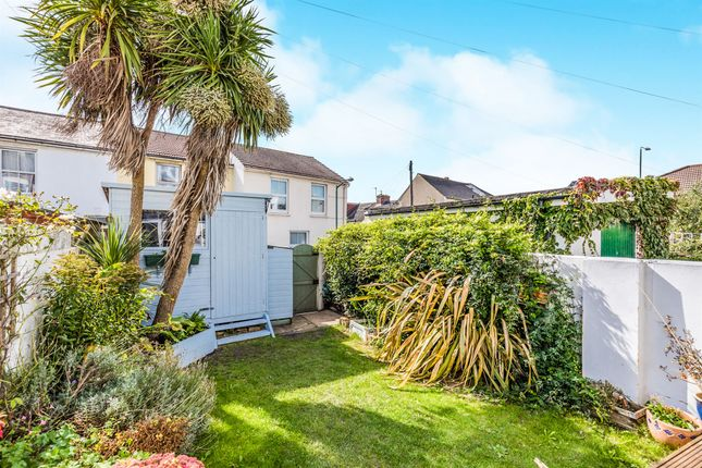 Thumbnail Terraced house for sale in St Andrews Road, Portslade, Brighton