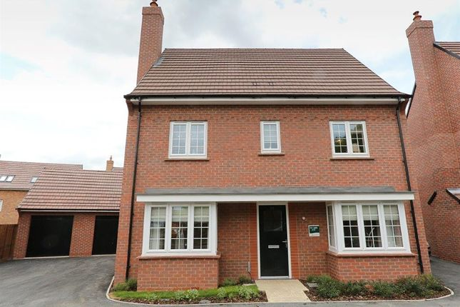 """Thumbnail Detached house for sale in """"The Chedworth """" at Brickburn Close, Hampton Centre, Peterborough"""