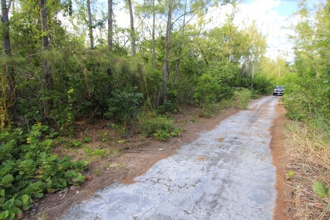 Land for sale in Treasure Cay, Abaco, The Bahamas