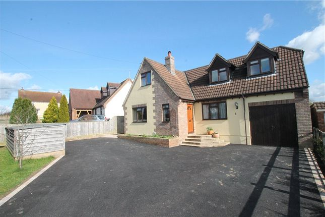 Thumbnail Detached house for sale in College Arms Close, Stour Row, Shaftesbury