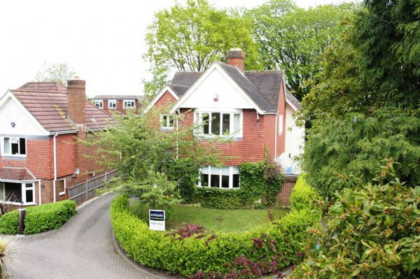 Thumbnail Detached house for sale in Lower Mullins Lane, Hythe, Southampton