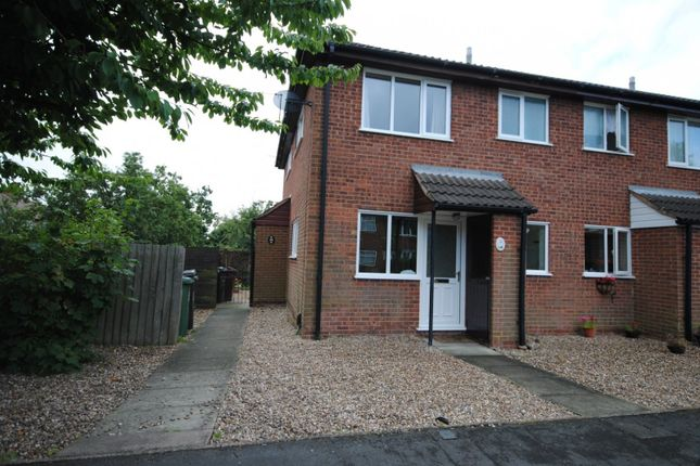 Thumbnail Semi-detached house to rent in Maitland Avenue, Mountsorrel, Loughborough