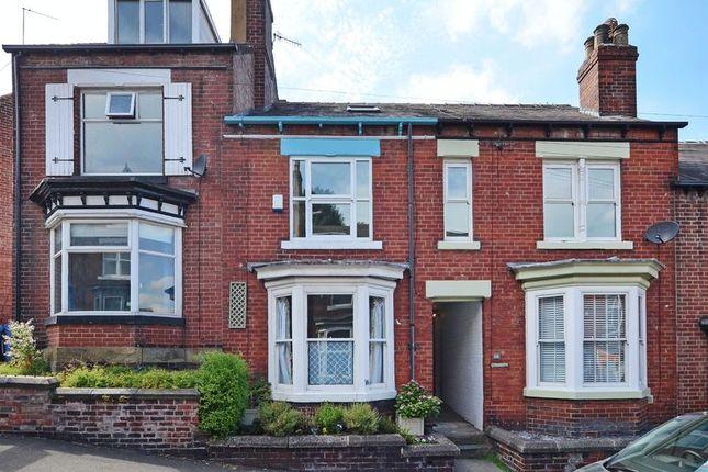Thumbnail Terraced house for sale in Penrhyn Road, Hunters Bar, Sheffield