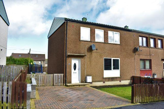 Thumbnail Semi-detached house for sale in Eldrick Avenue, Fauldhouse