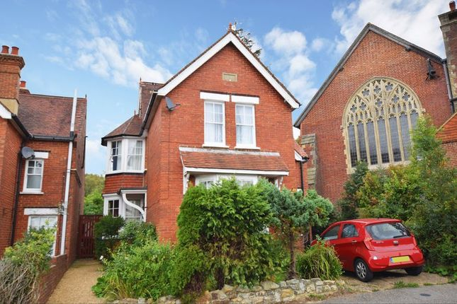 Thumbnail Detached house for sale in Upper Station Road, Heathfield