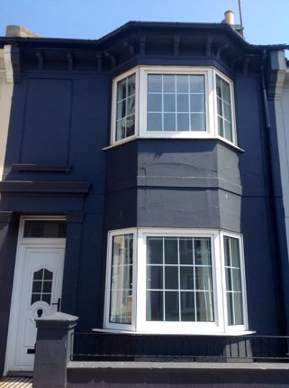Thumbnail Terraced house to rent in Beaconsfield Road, Brighton