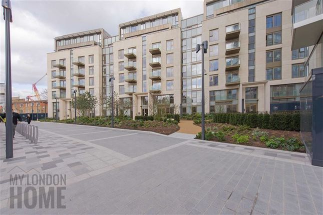 Thumbnail Flat for sale in Bolander Grove North, West Brompton, London