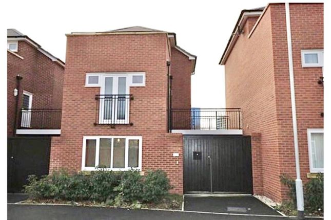 Thumbnail Detached house to rent in The Pavilions, West Bromwich