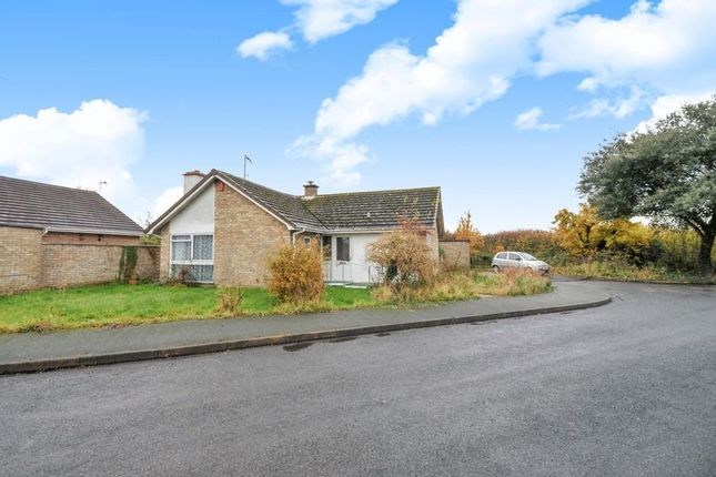 2 bed detached bungalow for sale in Helens Close, Upwood, Ramsey, Huntingdon