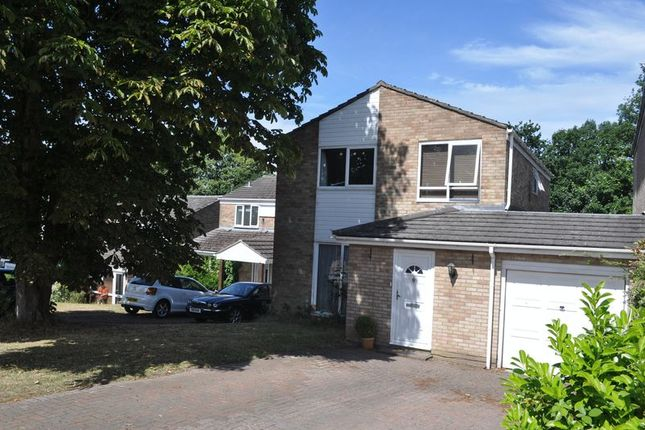 Thumbnail Detached house to rent in Warren Rise, Frimley, Camberley