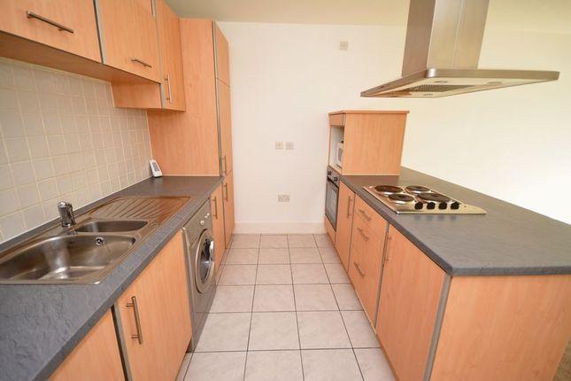 Kitchen Area of Jones Point, Ferry Court, Cardiff Bay CF11