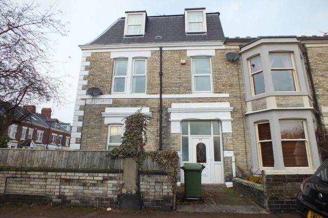 Thumbnail Terraced house for sale in Heaton Grove, Heaton, Newcastle Upon Tyne