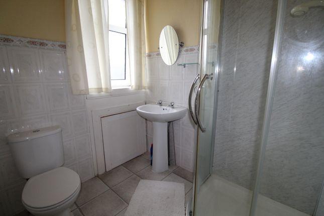 Shower Room of Victoria Crescent, Cullen AB56