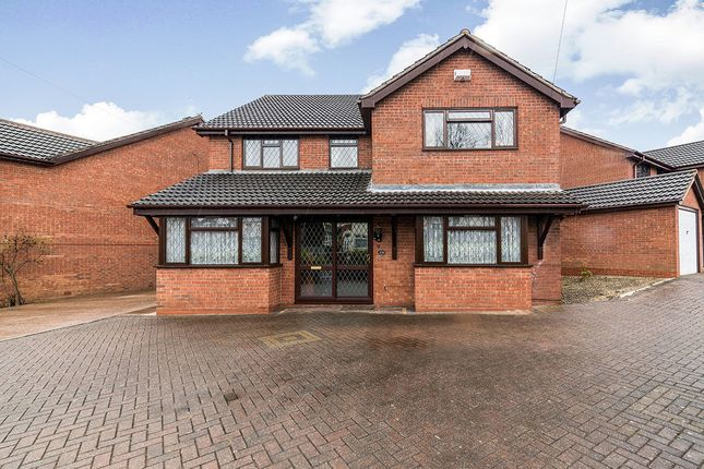 Thumbnail Detached house for sale in Cemetery Road, Smethwick