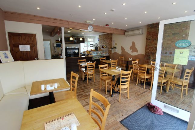 Thumbnail Restaurant/cafe to let in High Street, Northwood