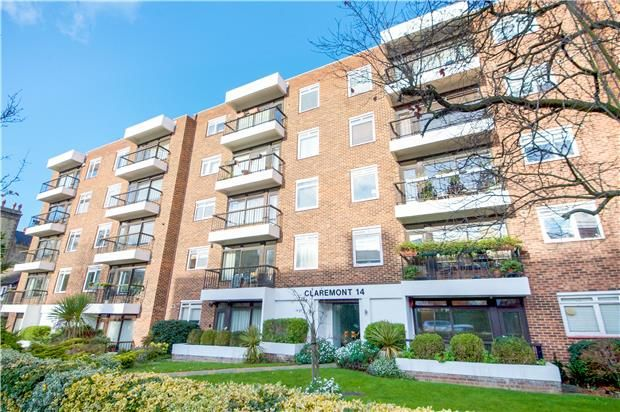Thumbnail Flat for sale in Claremont, St Johns Avenue, London