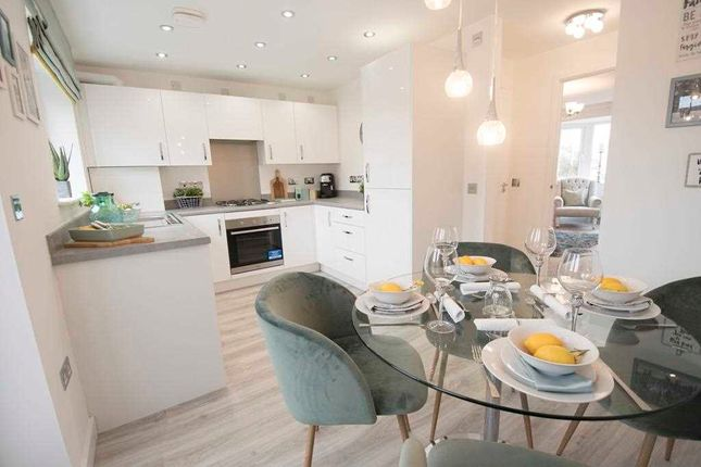 Thumbnail Semi-detached house for sale in The Roxburgh, Ravenscraig, The Castings, Meadowhead Road, Ravenscraig, Wishaw