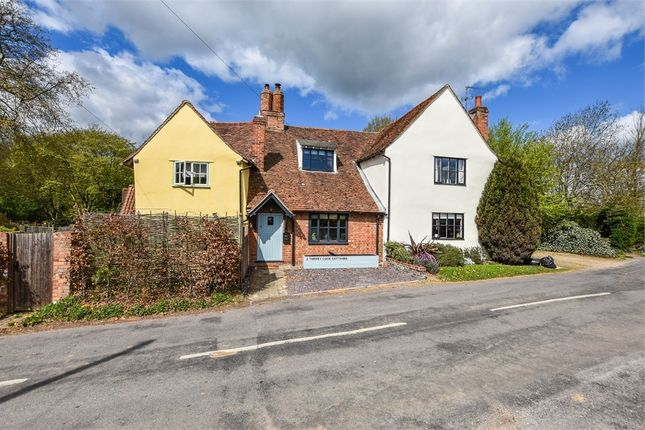 Thumbnail Cottage for sale in Turkey Cock Lane, Stanway, Colchester, Essex