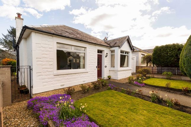 Thumbnail Detached bungalow for sale in 44 Christiemiller Avenue, Edinburgh