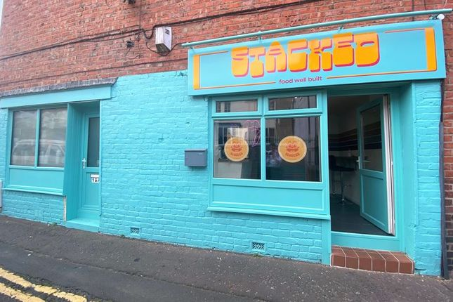 Thumbnail Restaurant/cafe for sale in Stacked, 18 A-B Mistletoe Road, Jesmond, Newcastle Upon Tyne