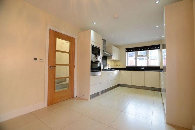 Thumbnail Detached house to rent in Samson Close, Aldershot