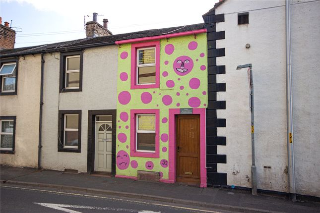 Thumbnail Terraced house for sale in 1 Benson Row, Penrith, Cumbria