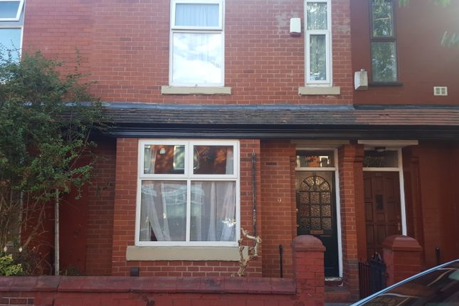 Thumbnail Terraced house to rent in Breamer Road, Manchester