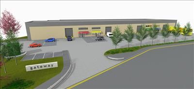 Thumbnail Light industrial to let in Gateway, 1-4 Windrush Park, Witney, Oxfordshire