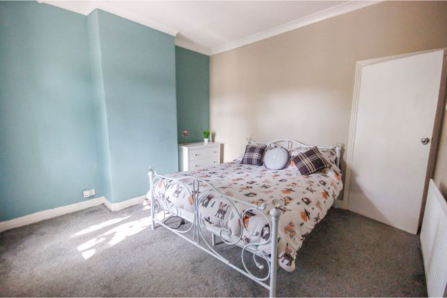 Bedroom One of Newford Crescent, Stoke-On-Trent ST2