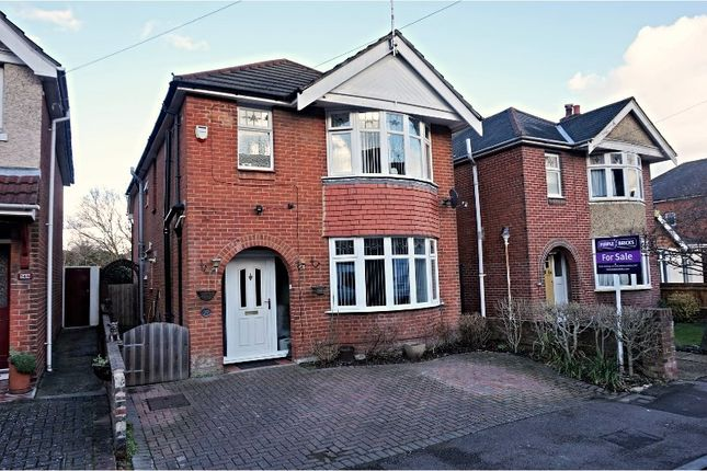 Thumbnail Detached house for sale in Porchester Road, Woolston