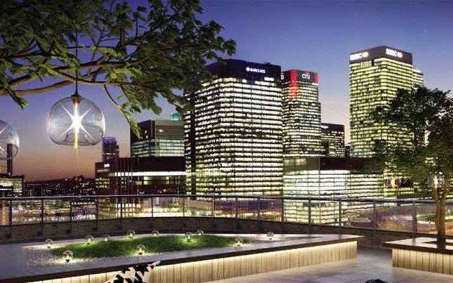Photo of Manhattan Plaza, Canary Wharf E14