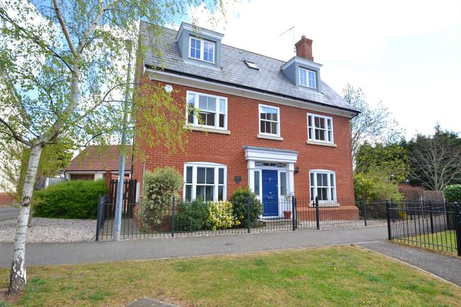 Thumbnail Detached house for sale in St Peters Walk, Great Totham, Maldon
