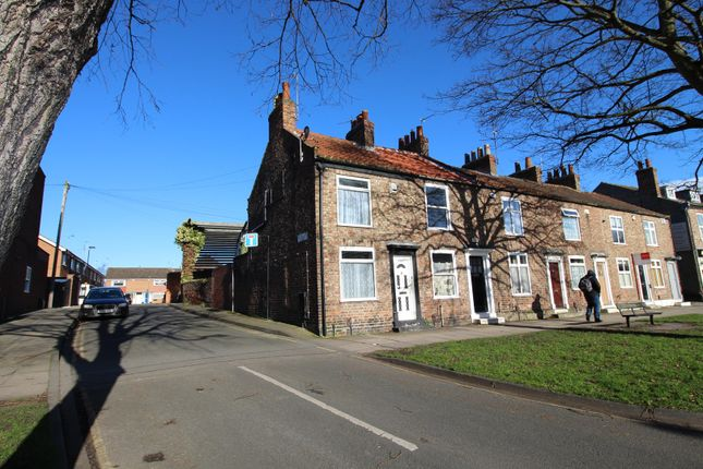 Thumbnail End terrace house for sale in Clifton, York
