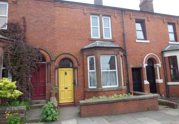 Thumbnail Terraced house to rent in Thornton Road, Stanwix, Carlisle