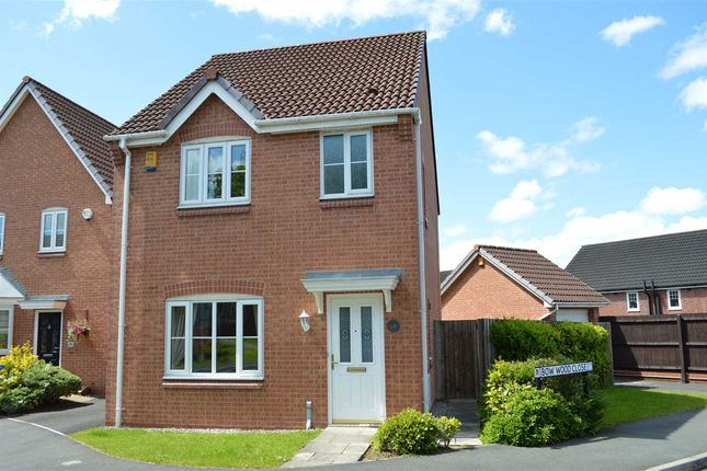 Thumbnail Detached house to rent in Keepers Wood Way, Gillibrand North, Chorley