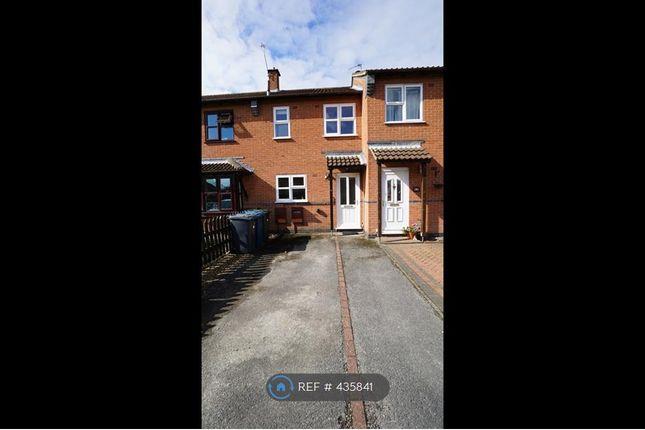 Thumbnail Terraced house to rent in Brendon Grove, Bingham, Nottingham