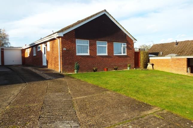 Thumbnail Bungalow for sale in Tadley, Hampshire