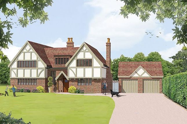 Thumbnail Detached house for sale in Beggar Hill, Fryerning, Ingatestone, Essex
