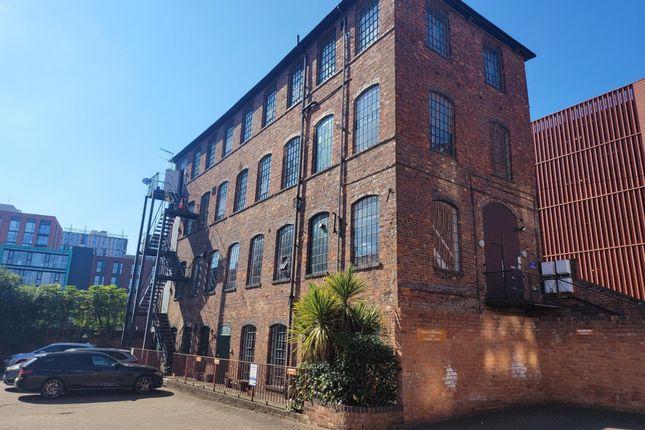 Thumbnail Flat for sale in Broughton Works, 27 George Street, Birmingham