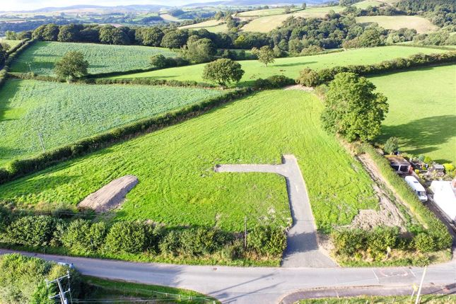 Thumbnail Land for sale in Plot 2 Adjoining The Manse, Dolau, Nr Llandrindod Wells