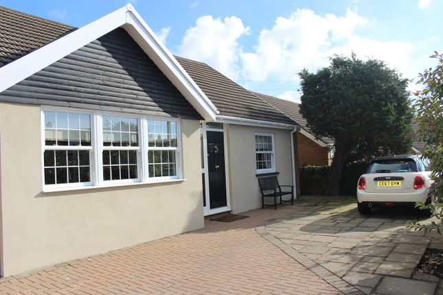 Thumbnail Detached bungalow for sale in Eagleswell Road, Boverton, Llantwit Major