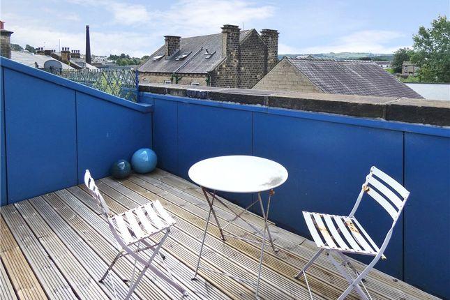 Balcony of Argyll Court, Clyde Street, Bingley, West Yorkshire BD16