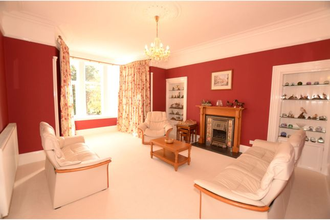 Sitting Room of Middle Terrace, Kingussie PH21