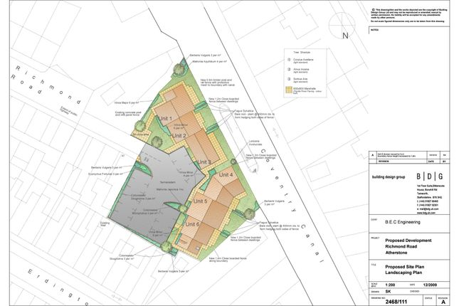 Thumbnail Land for sale in Richmond Road, Atherstone