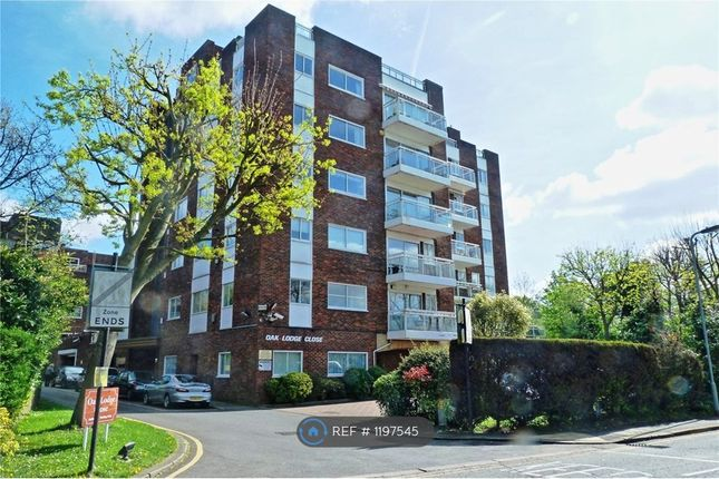 Thumbnail Flat to rent in Oak Lodge Close, Stanmore