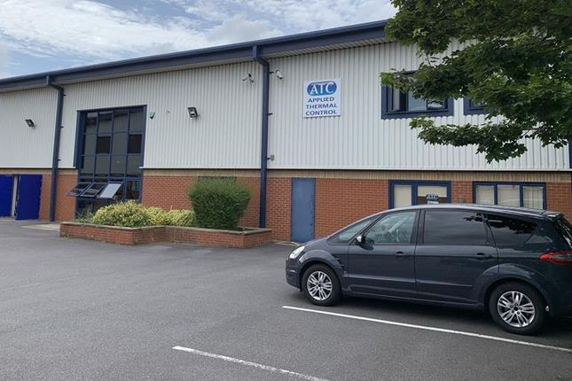 Thumbnail Industrial to let in Unit 1 Garden Court, Gee Road, Whitwick, Coalville, Leicestershire