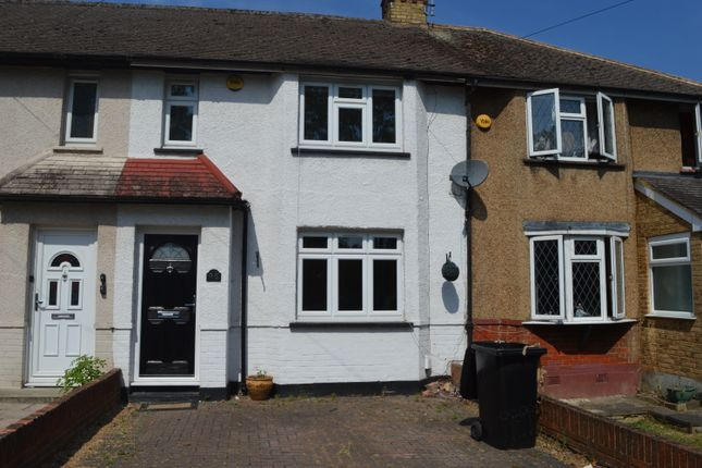 Thumbnail Terraced house to rent in Snowden Avenue, Hillingdon