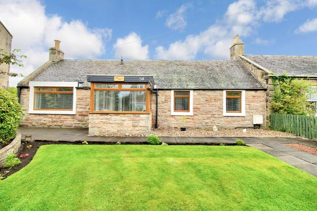 Thumbnail Semi-detached bungalow for sale in Main Street, Roslin