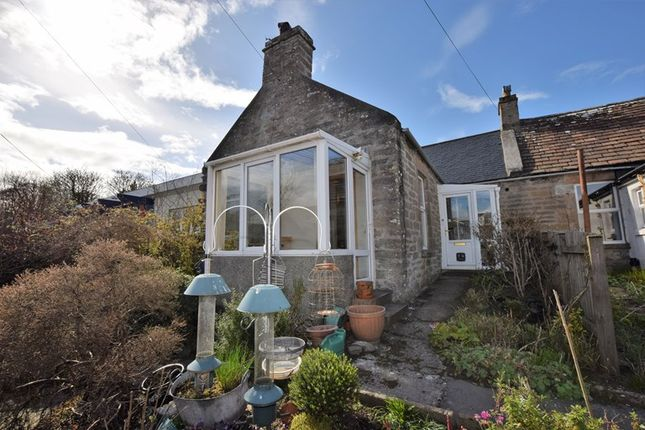 Thumbnail Terraced bungalow for sale in 38 Barrock Street, Thurso