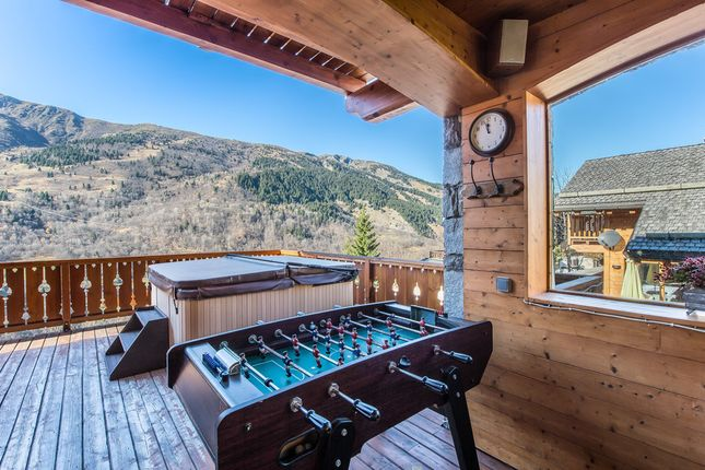 Chalet for sale in Meribel Village, French Alps, France